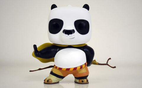POP! Asia Only Exclusive - Kung Fu Panda - Master PO