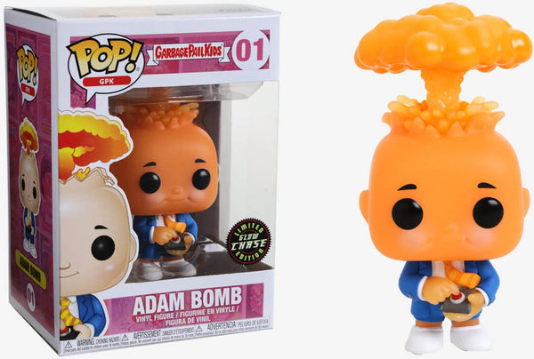 POP! Garbage Pail Kids - Adam Bomb ( 1:5 Ratio for CHASE )