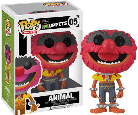 POP! Disney - Muppets Animal - Vaulted