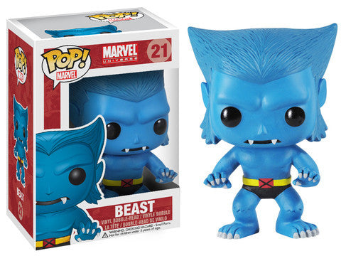 POP! Marvel - Beast - Vaulted