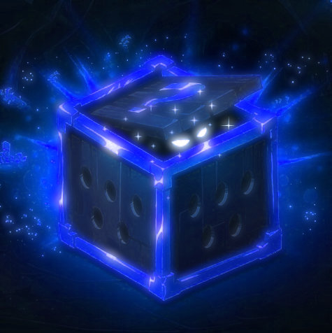 [Limited-Time Event] Chrono Toys High Roller PLUS Mystery Box -Blue Edition-