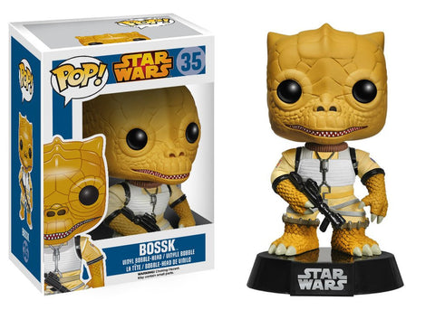 POP! Star Wars - Bossk - Vaulted