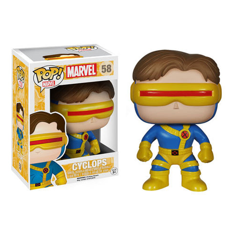 POP! Marvel - X-Men Cyclops - Vaulted