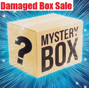 [Limited-Time Event] Chrono Toys B.F.C.M. Damaged Box Clearance Mystery Box Sale