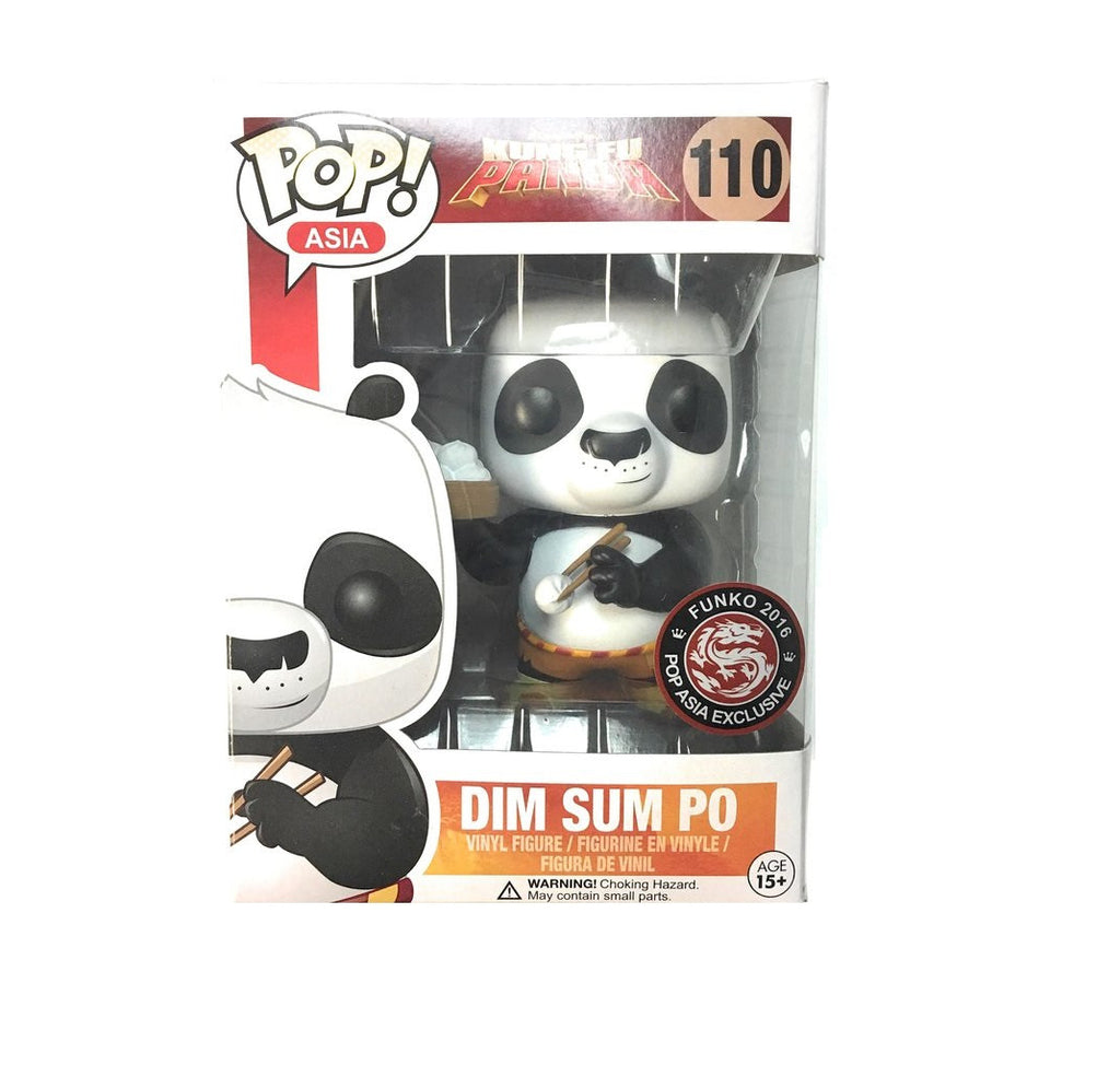 POP! Asia - Dim Sum Po - 2016 Exclusive