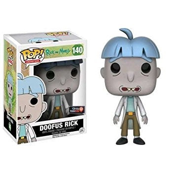 POP! Rick & Morty - Doofus Rick - GameStop Exclusive