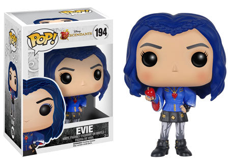 POP! Disney - Descendants - Evie - Vaulted