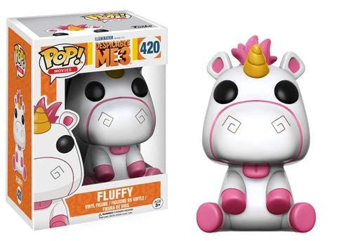 POP! Movies - Despicable Me 3 - Fluffy