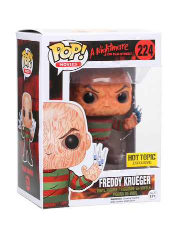 POP! Movie - A Nightmare On Elm Street - Freddy Kruger Syringes - Hot Topic Exclusive