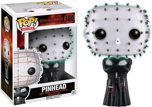 POP! Hell Raiser III - Pinhead Glows In The Dark Special Edition