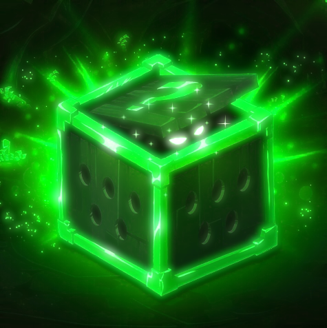 [Limited-Time Event] Chrono Toys High Roller PLUS Mystery Box -Green Edition-