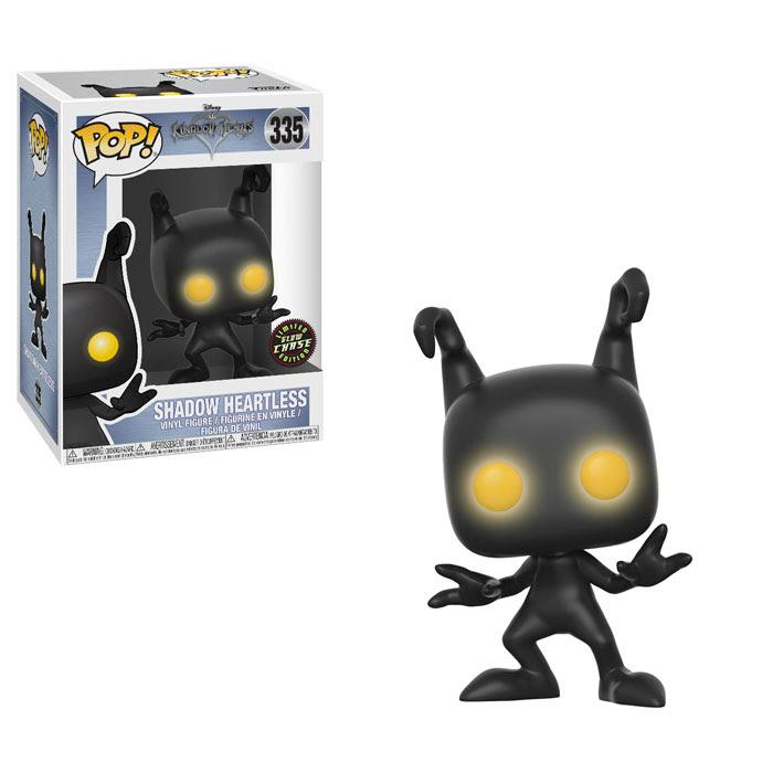 POP! Disney - Kingdom Hearts -  Shadow Heartless Chase