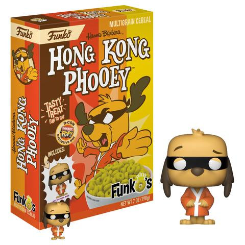 FunkO's Cereal Exclusive - Hong Kong Phooey - Designer Con Limited Edition