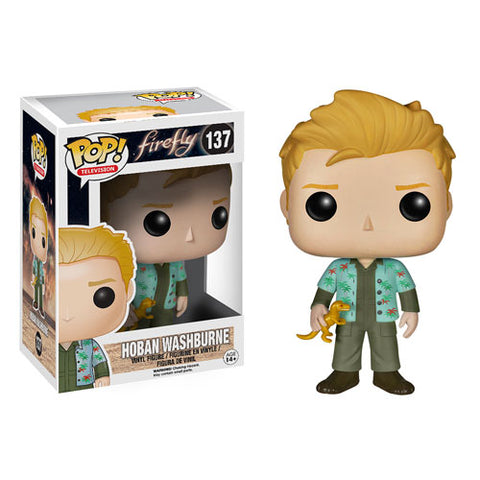 POP! TV - Firefly - Hoban Washburne - Vaulted