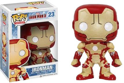 POP! Marvel - Iron Man 3 - Vaulted