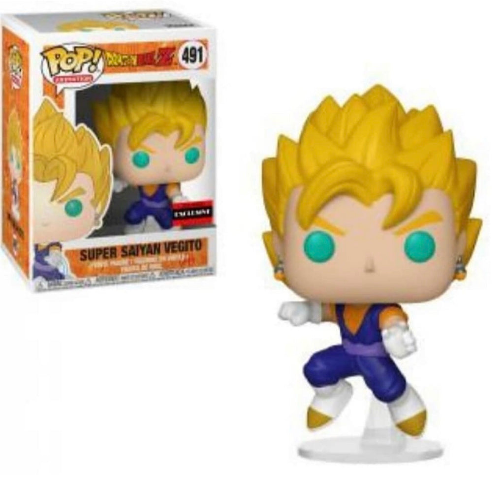 POP! DBZ - SUPER SAIYAN VEGITO AAA EXCLUSIVE