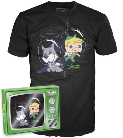 Funko POP! Tee - The Jetsons - Designer Con Limited Edition 600pcs (SIZE: LARGE)