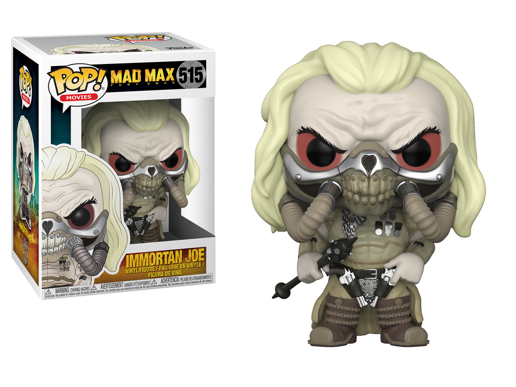 POP! Movies - Mad Max Fury Road - Immortan Joe