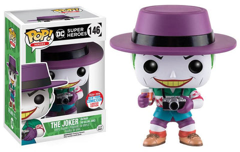 POP! DC - The Killing Joker - 2016 NYCC Exclusive