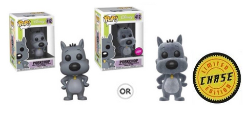 POP! Disney - Porkchop ( 1:5 Ratio for CHASE )
