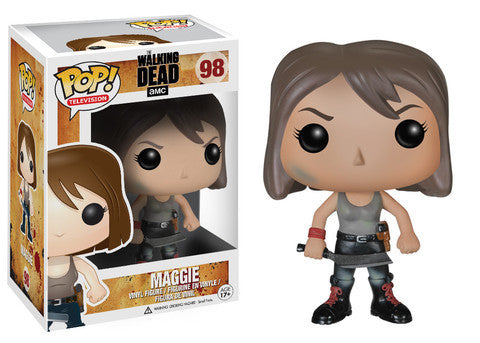 POP! TV - The Walking Dead - Maggie - Vaulted