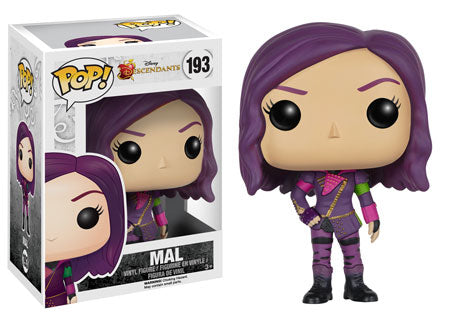 POP! Disney - Descendants - Mal - Vaulted