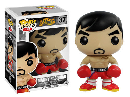 POP! Asia - Manny Pacquiao Boxing - Asia Exclusive