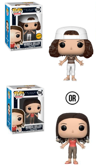 POP! TV - Friends - Monica Geller ( 1:5 Ratio for CHASE )