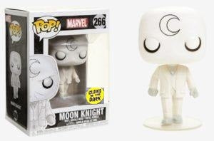 POP! Marvel - Moon Knight Glows in the Dark - Exclusive