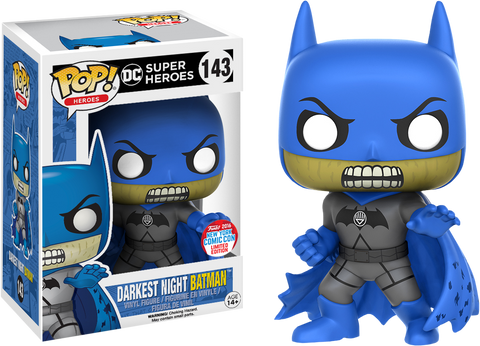 POP! DC - Darkest Night Batman - 2016 NYCC Exclusive