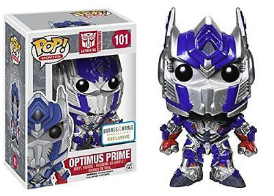 POP! Movies - Transformers - Optimus Prime Barnes & Noble