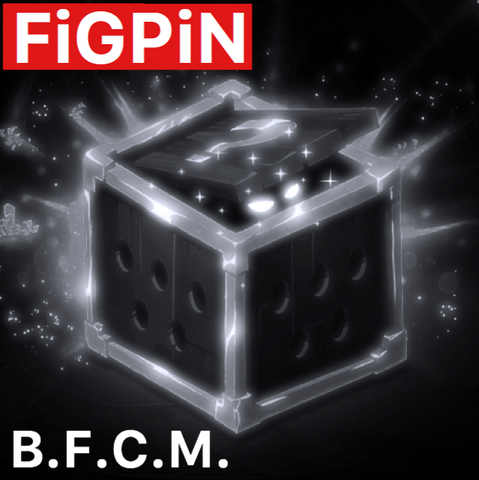 [Limited-Time Event] Chrono Toys B.F.C.M. High Roller PLUS FiGPiN Mystery Box