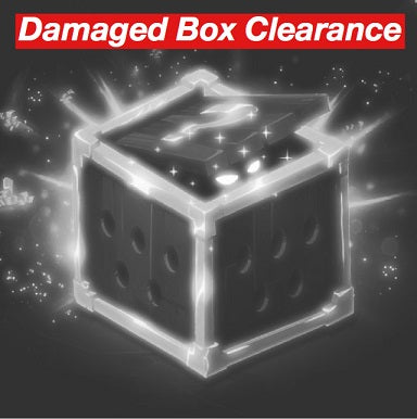 [Limited-Time Event] Chrono Toys B.F.C.M. Damaged Box Clearance Sale Mystery Box