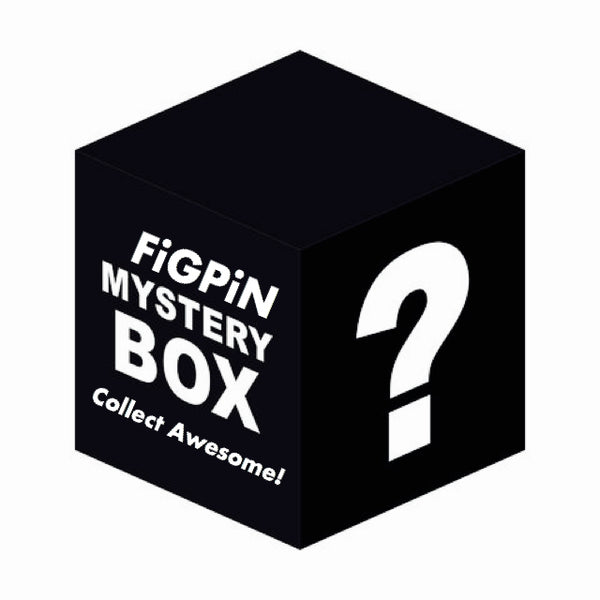 [Limited-Time Event] Chrono Toys High Roller FiGPiN Mystery Box