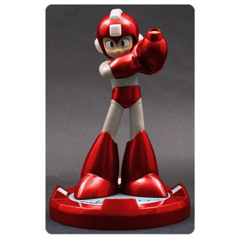 SDCC 2016 Exclusive CAPCOM Red Mega Man 25th Anniversary Statue