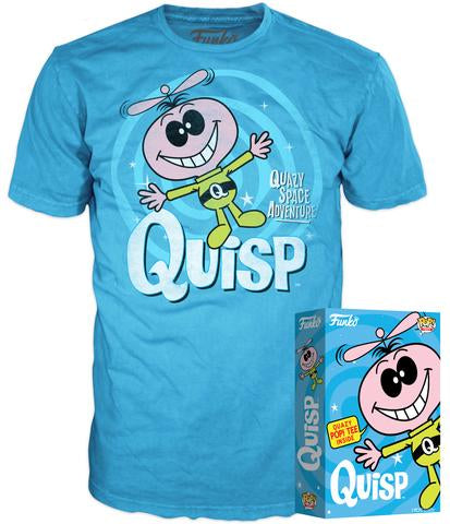 Funko POP! Tee - Quisp - Designer Con Limited Edition 1000pcs (SIZE: LARGE)