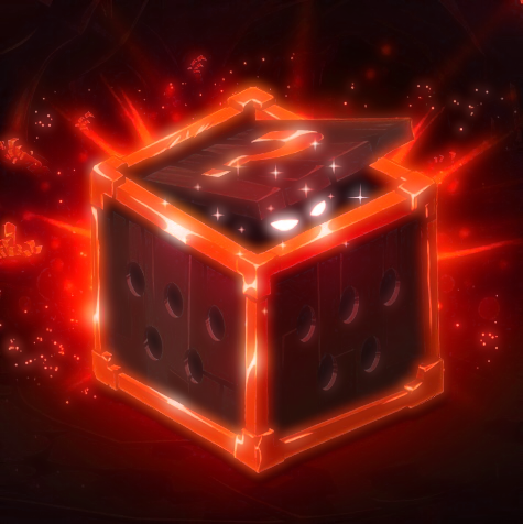[Limited-Time Event] Chrono Toys High Roller PLUS Mystery Box -Red Edition-