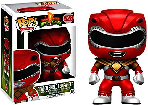 Pop Mighty Morphing Power Rangers Red Ranger Dragon