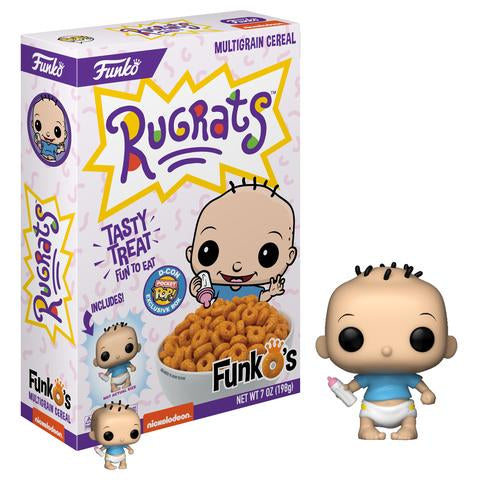 FunkO's Cereal Exclusive - Rugrats - Designer Con Limited Edition