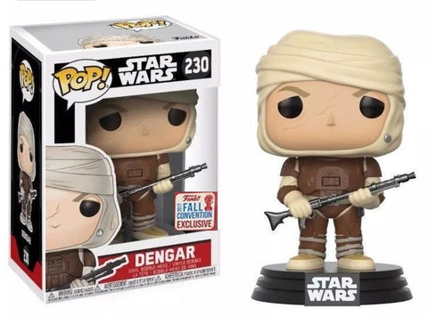 Funko POP Star Wars Dengar - NYCC Exclusive