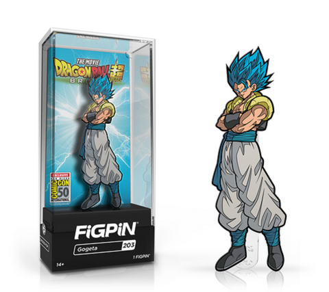 FIGPIG - DragonBall Super Gogeta - SDCC Exclusive LE 1000