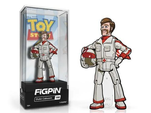 FIGPIN - Disney Toy Story 4 Duke Caboom - SDCC Exclusive 750