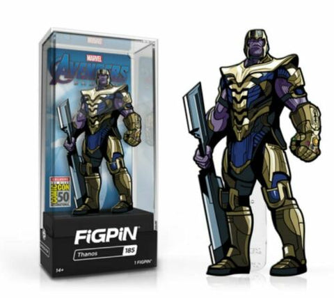 FIGPIN - Marvel Avengers Endgame Thanos - SDCC Exclusive LE 1000