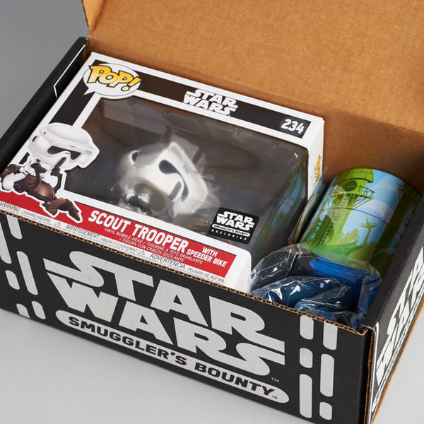 Star Wars Smuggler's Bounty - Endor - Full Subscription Box