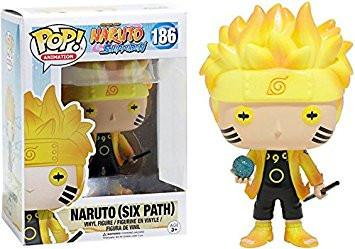 POP! Anime - Naruto Shippuden - Naruto Six Path - Glows in the Dark