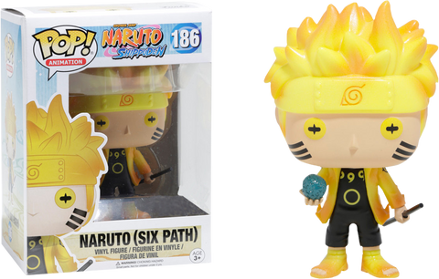 POP! Animation - Naruto Six Path Glow in the Dark