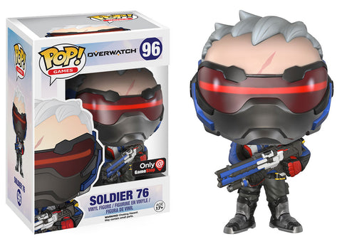 POP! Overwatch - Soldier 76 - GameStop Exclusive