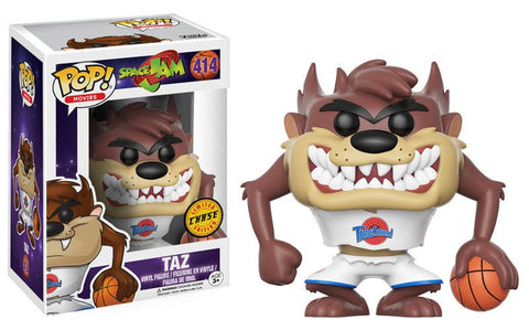 POP! Movies - Space Jam - Taz Chase