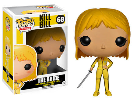 POP! Movies - Kill Bill - The Bride - Vaulted
