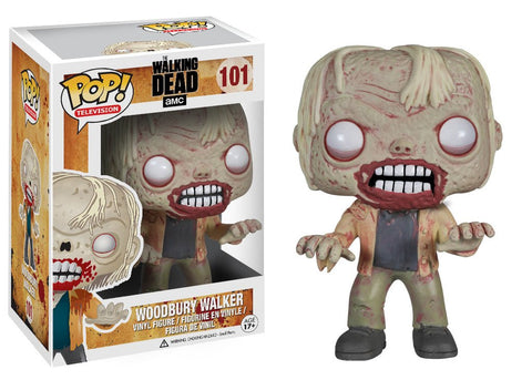 POP! TV - The Walking Dead - Woodbury Walker - Vaulted